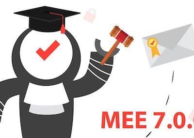 MEE 7.0.0