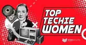 Mujeres tecnológicas en la Historia